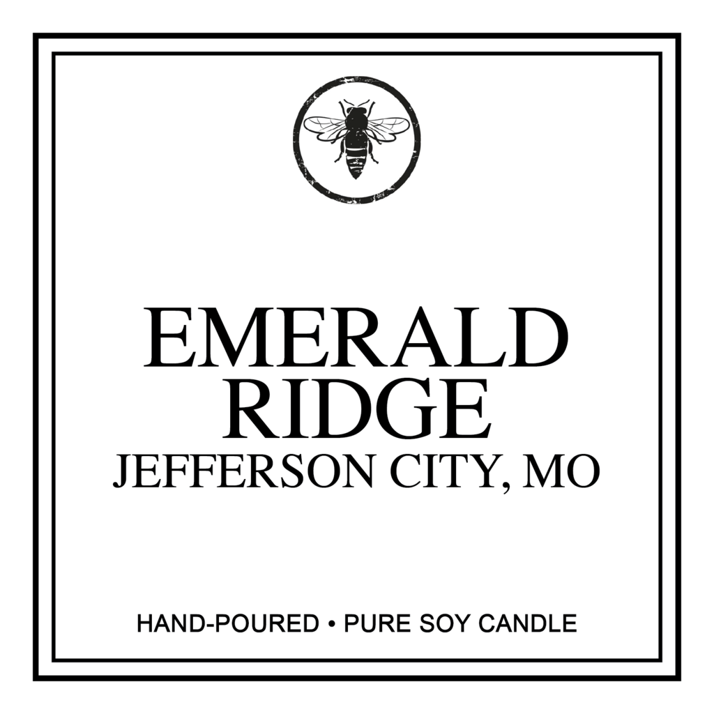 Southbank's Emerald Ridge Candle