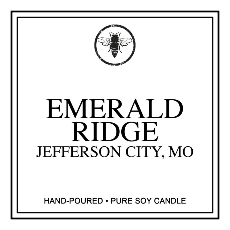Southbank's Emerald Ridge Candle