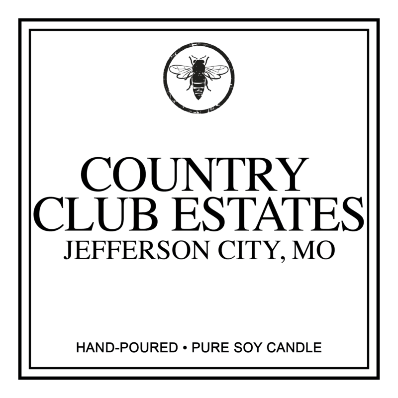 Southbank's Country Club Estates Candle