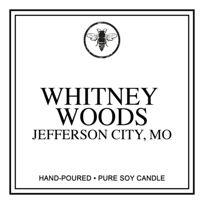 Southbank's Whitney Woods Candle