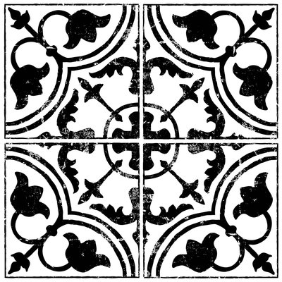 Iron Orchid Designs Cubano Field Tile