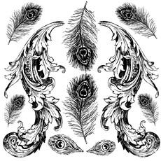 Iron Orchid Designs Pavo