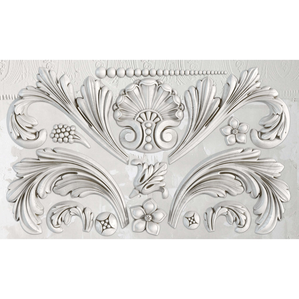 Iron Orchid Designs Acanthus Scroll