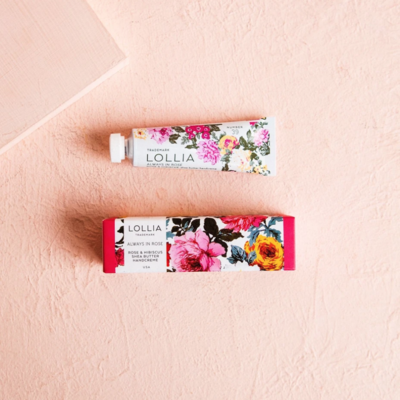 Margot Elena Always in Rose Petite Treat Handcreme