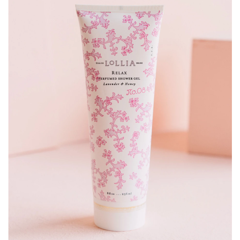 Margot Elena Relax Perfumed Shower Gel