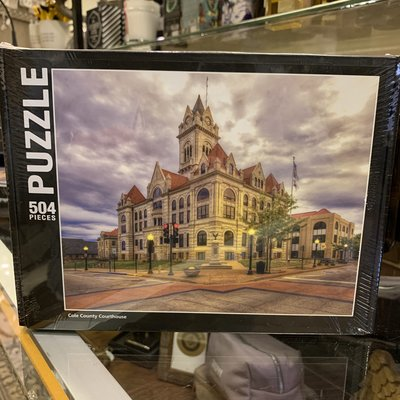 Southbank's Cole County Courthouse Puzzle