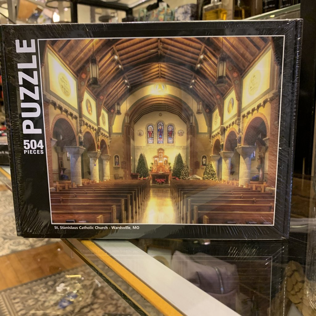 Southbank's St. Stanislaus Puzzle