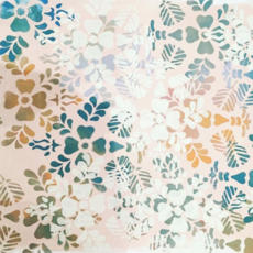 Annie Sloan® Petrushka Stencil