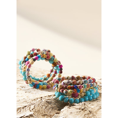 Bee Boutique Honest Bead Bracelet