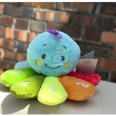 Little Bees Count with Me Octopus Plush