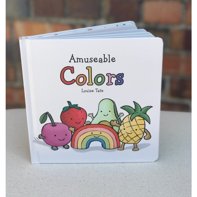 Little Bees Amuseable Colors Book