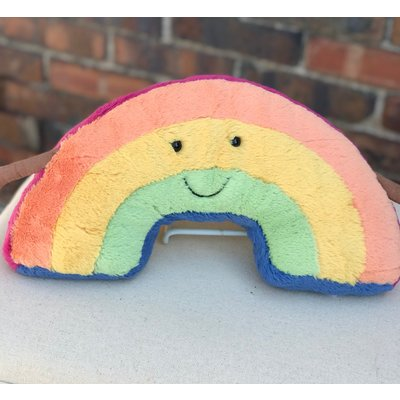 Little Bees Amuseable Rainbow Plush - Medium