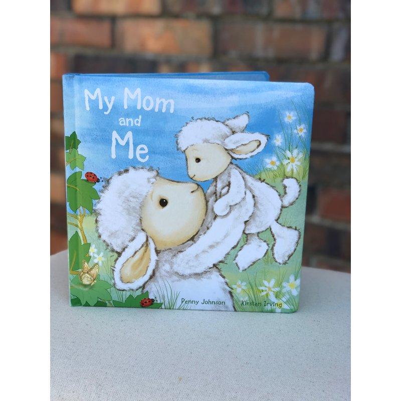 Little Bees My Mom and Me Lamb Book