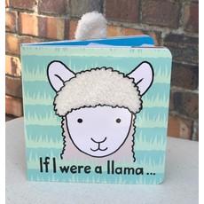 Little Bees If I Were a Llama Book