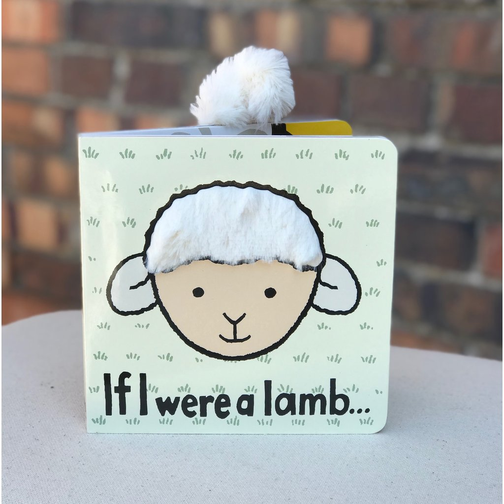Little Bees If I Were a Lamb Book
