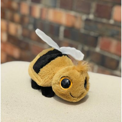 Little Bees Frizzles Bee Plush