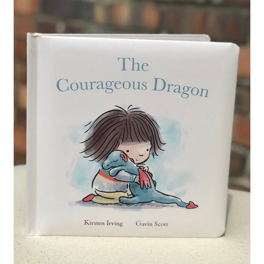 Little Bees The Courageous Dragon Book