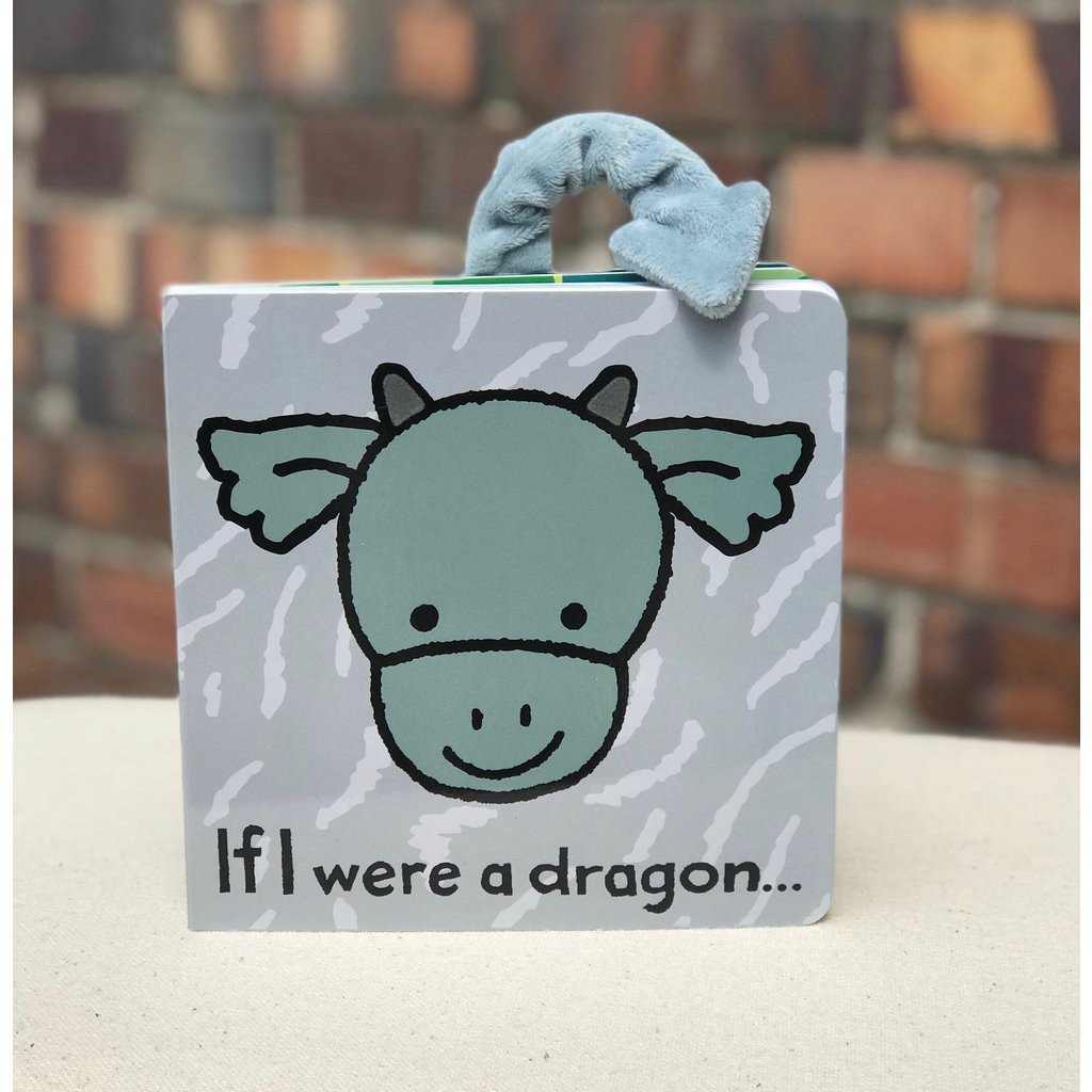 Little Bees If I Were a Dragon Book