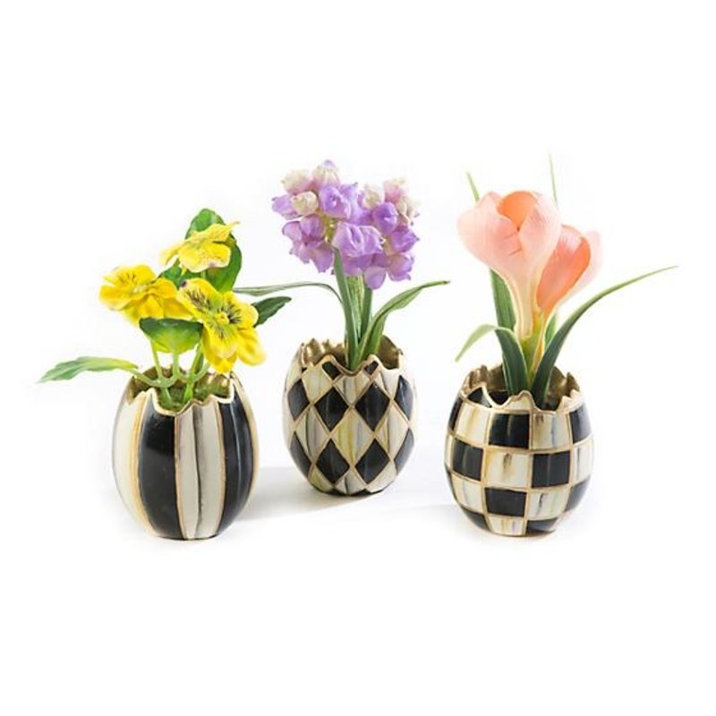 MacKenzie-Childs Courtly Egg Bouquet