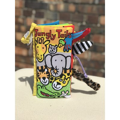 Little Bees Jungly Tails Book