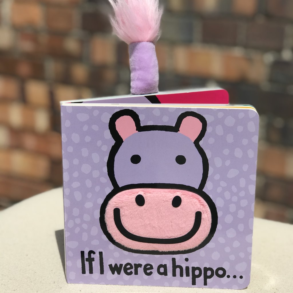 Little Bees If I Were A Hippo Book