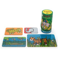 Little Bees Jungly Tails - My First Puzzles