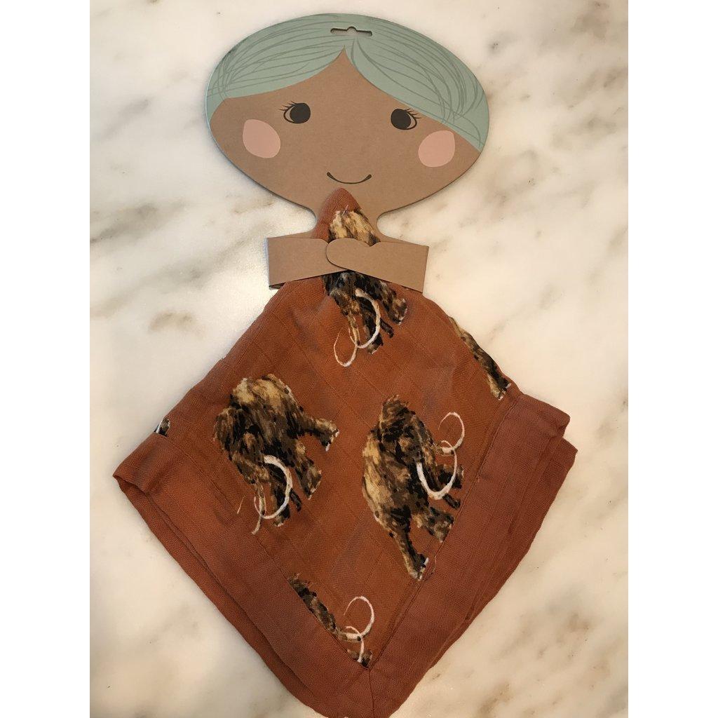 Little Bees Woolly Mammoth - Mini Lovey