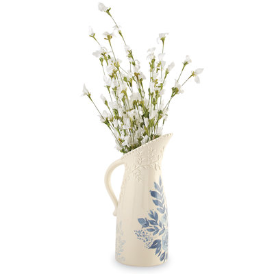 Southbank's Blue Roses Cottage Pitcher