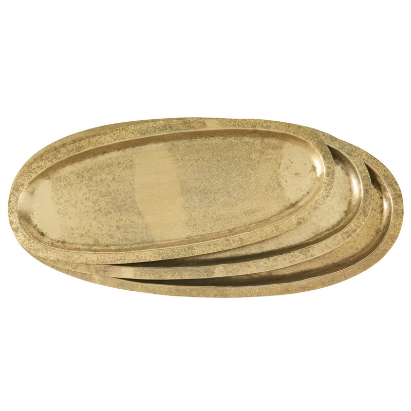 Southbank's Golden Oval Tray