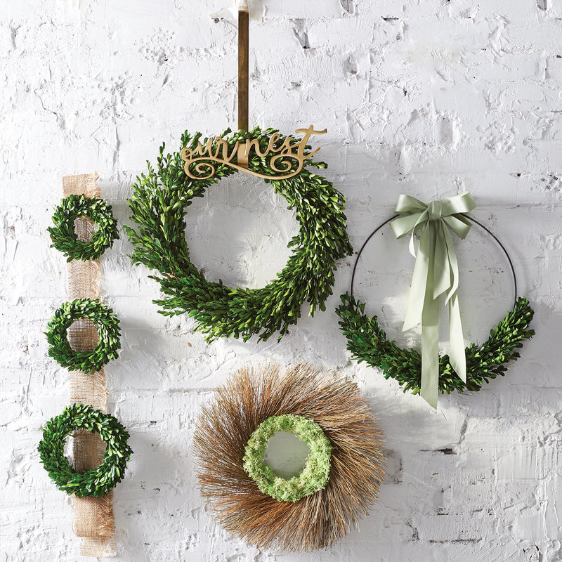 Southbank's Preserved Moss & Twig Wreath