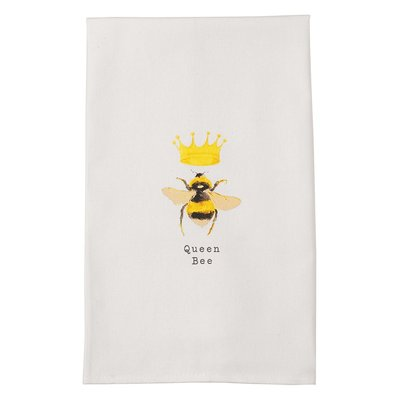 Southbank's Queen Bee Dish Towel