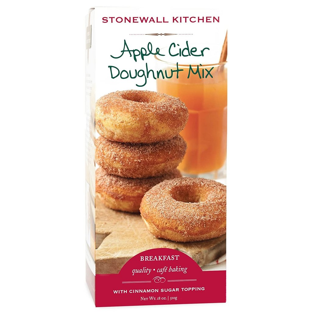 Apple Cider Doughnut Mix