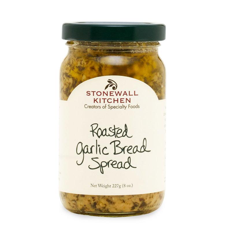 Roasted Garlic Bread Spread