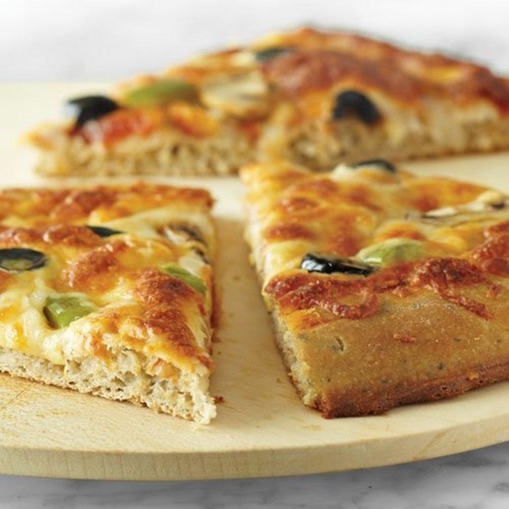 Gluten Free Herbed Crust Mix