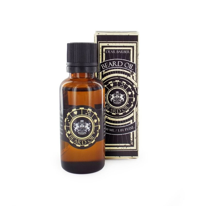 Southbank's Beard Oil