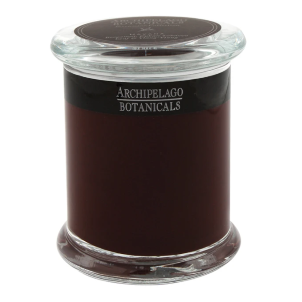 Archipelago Botanicals Havana Glass Jar Candle