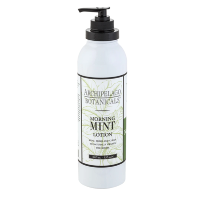 Archipelago Botanicals Morning Mint 18 oz. Lotion