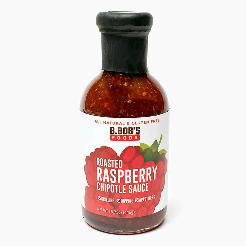 Roasted Raspberry Chipotle Sauce
