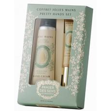 Panier des Sens en Provence Soothing Almond Pretty Hands Gift Set