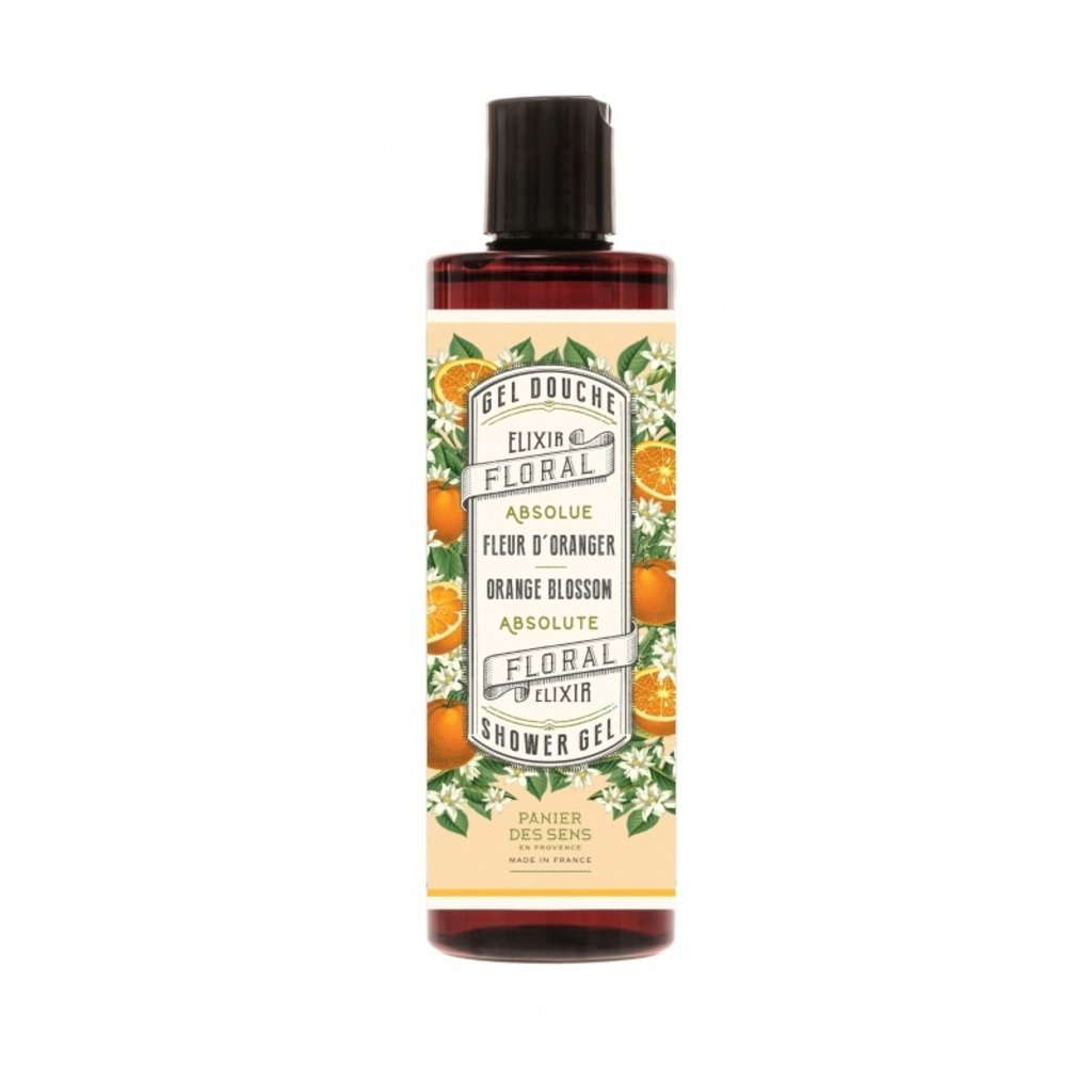 Panier des Sens en Provence Orange Blossom Shower Gel