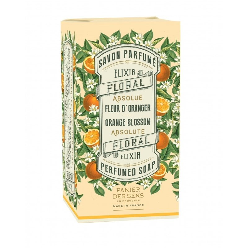 Panier des Sens en Provence Orange Blossom Perfumed Soap