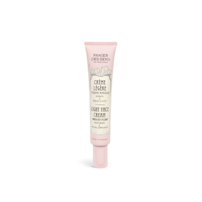 Panier des Sens en Provence Light Face Cream - Radiant Peony