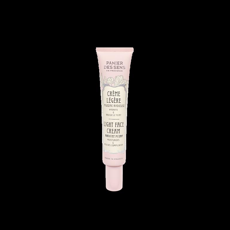 Panier des Sens en Provence Light Face Cream - Radiant Peony