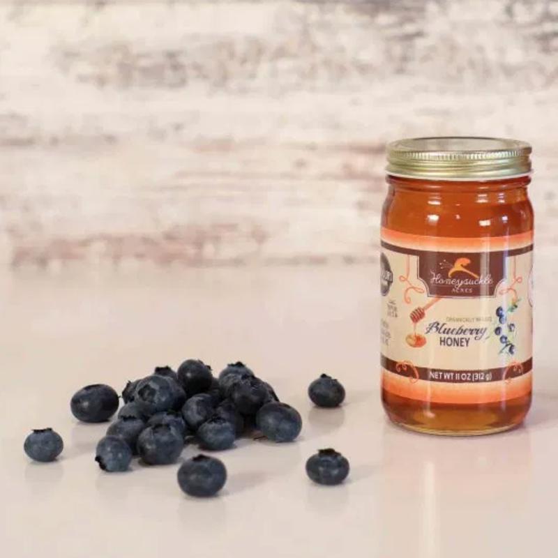 Southbank's Blueberry Honey