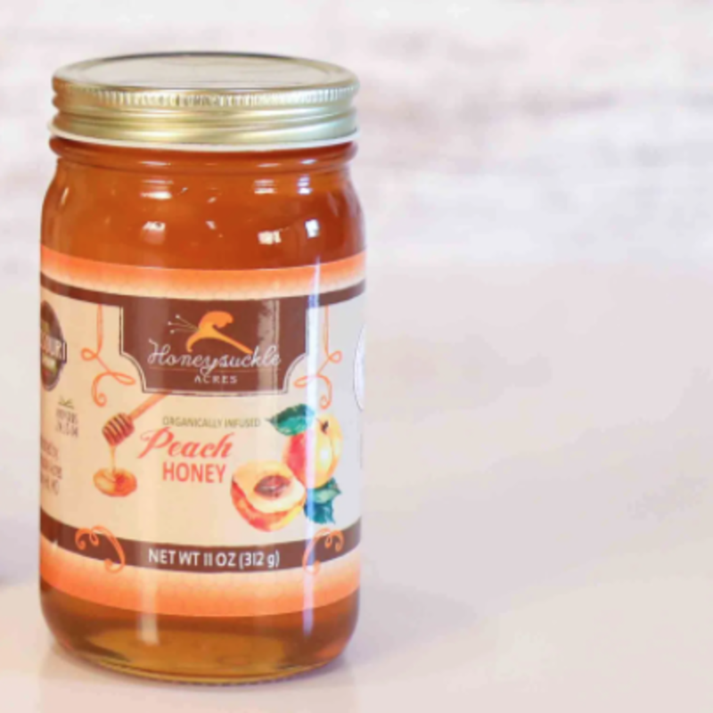 Southbank's Peach Honey