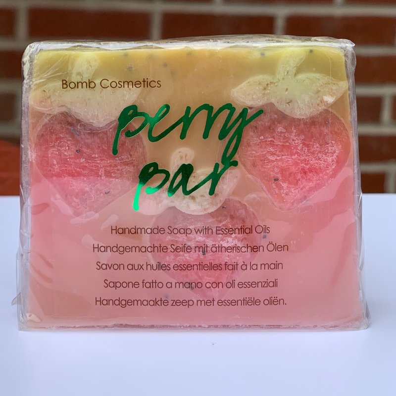 Southbank's Berry Bar Soap
