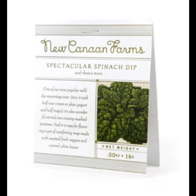 New Canaan Farms Spectacular Spinach Dip