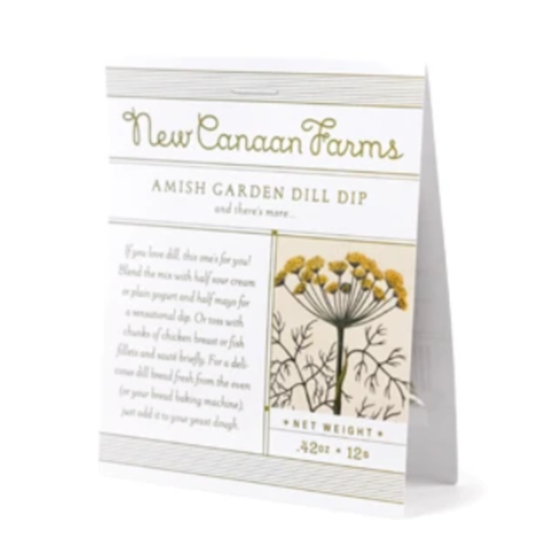 New Canaan Farms Amish Garden Dill Dip