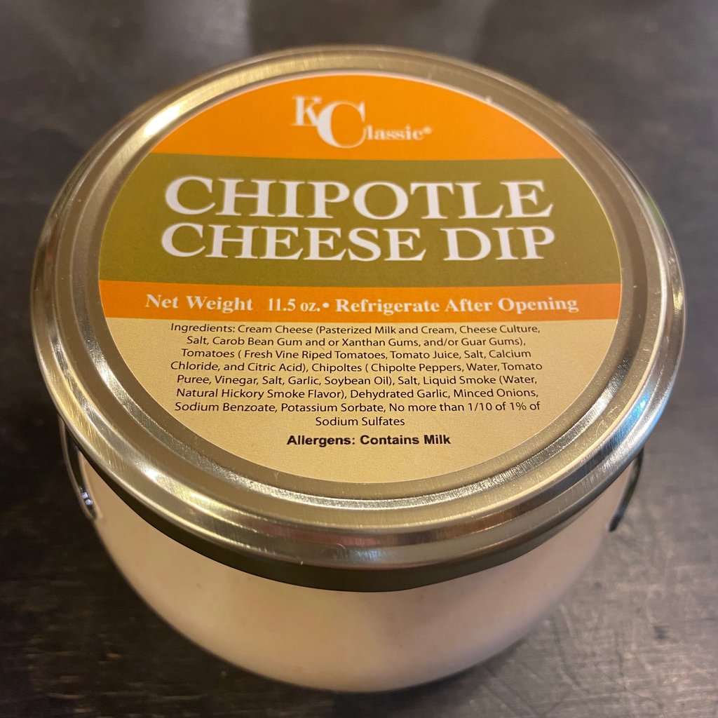 KC Classic Chipotle Cheese Dip Large