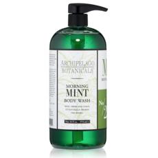 Archipelago Botanicals Morning Mint 33 oz. Body Wash